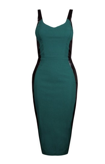green-leather-bodycon-dress_1 (1)